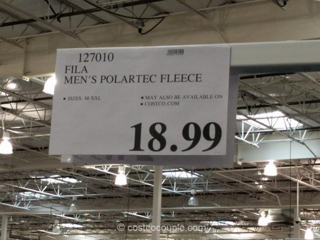 Fila Mens Polartec Fleece Costco 1