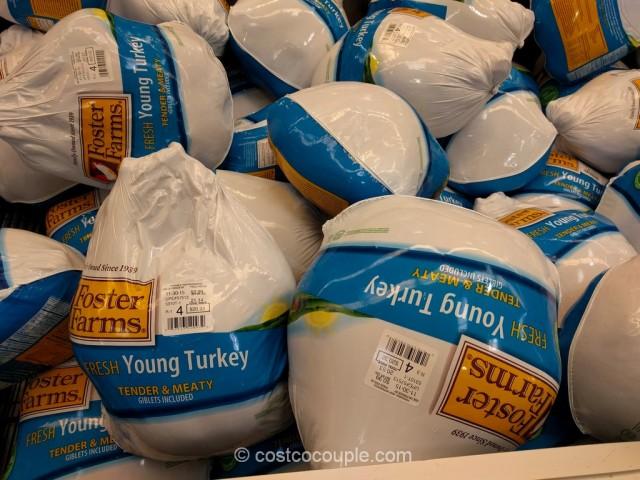 Foster Farms Fresh Young Turkey Costco 3