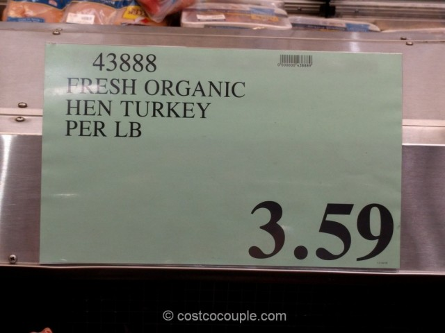 Italian Flats Ranch Fresh Organic Hen Turkey Costco 1