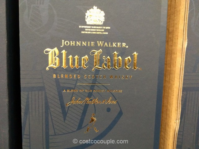 Johnny Walker Blue Label Scotch Costco 4