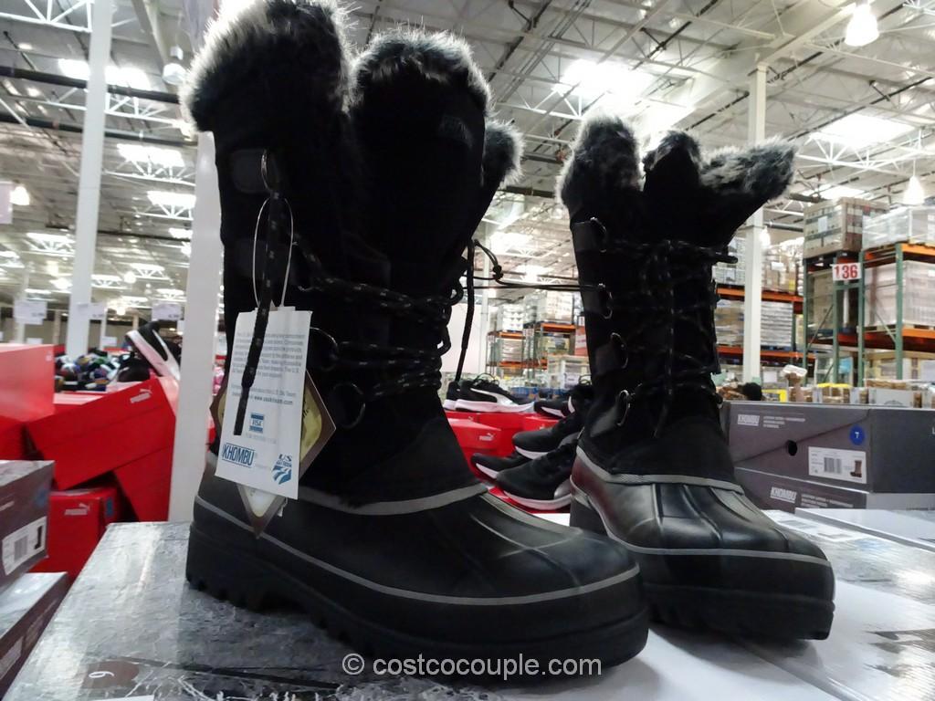 Khombu Ladies Boot Costco 2