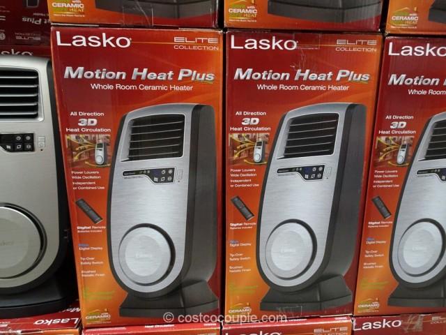 Lasko 3D Motion Heater Costco 3