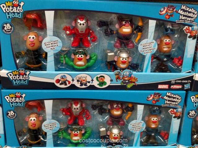 Mr Potato Head Mixable Mashable Heroes Costco 2