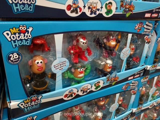 Mr Potato Head Mixable Mashable Heroes Costco 3