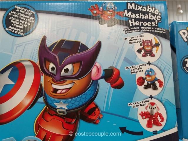 Mr Potato Head Mixable Mashable Heroes Costco 5