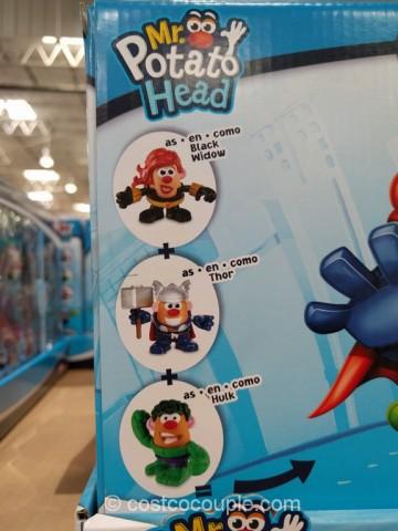 Mr Potato Head Mixable Mashable Heroes Costco 6
