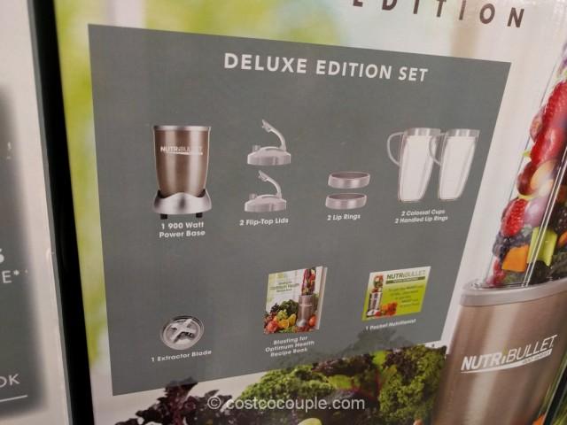 NutriBullet Pro Deluxe Edition Costco 3