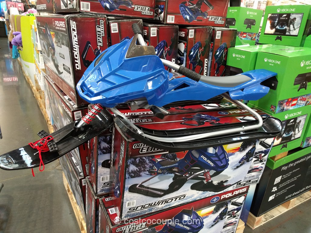 Polaris Snow Racer Sled Costco 2