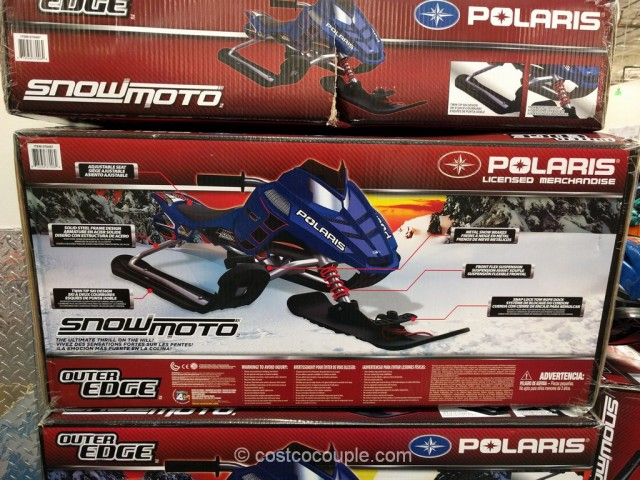 Polaris Snow Racer Sled Costco 3