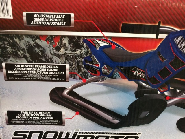 Polaris Snow Racer Sled Costco 6