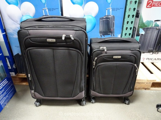 Samsonite Movelite Extreme 2-Piece Set Costco 2