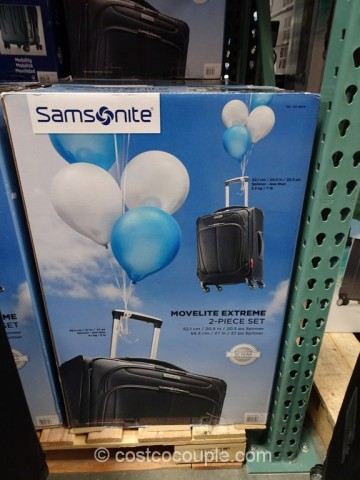 Samsonite Movelite Extreme 2-Piece Set Costco 3