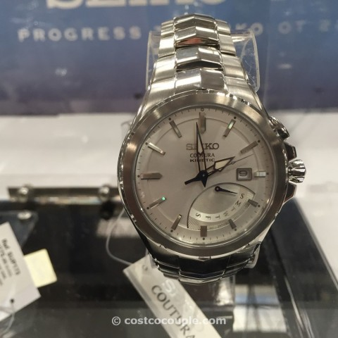 Seiko Kinetic Mens Watch Costco 4
