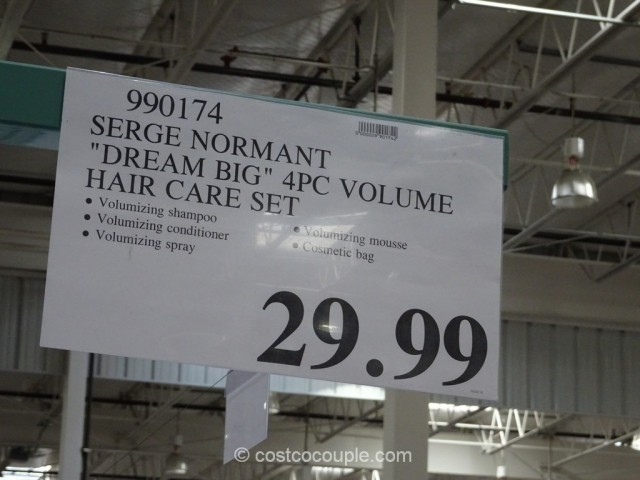 Serge Normant Dream Big Hair Care Set Costco 1