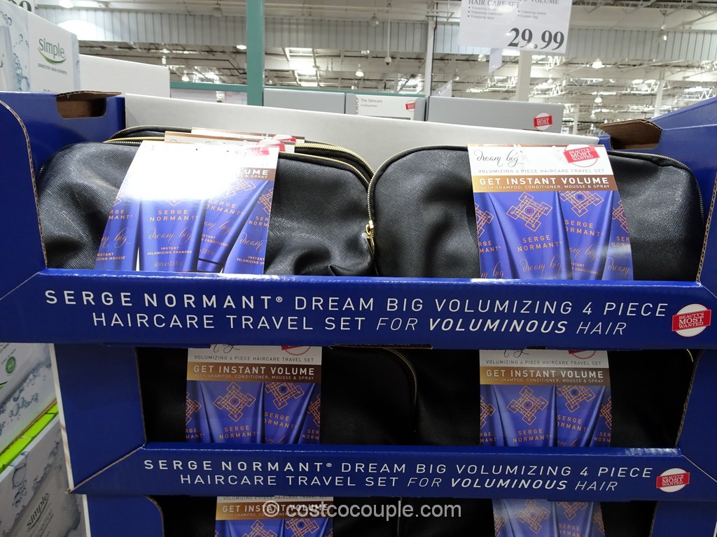 Serge Normant Dream Big Hair Care Set Costco 3