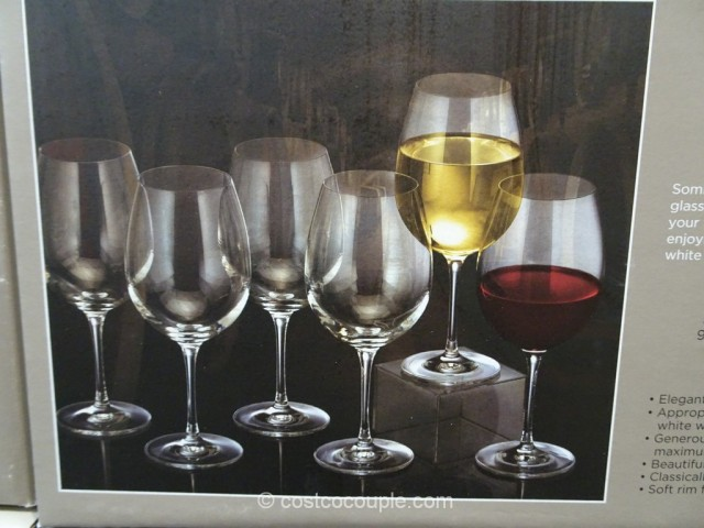 Waterford Lead Crystal Wine Glass Costco 4