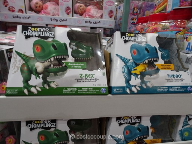 Zoomer Zuppies And Chomplingz Costco 4