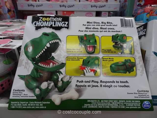 Zoomer Zuppies And Chomplingz Costco 5