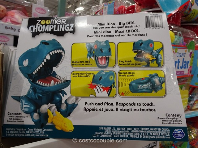 Zoomer Zuppies And Chomplingz Costco 6