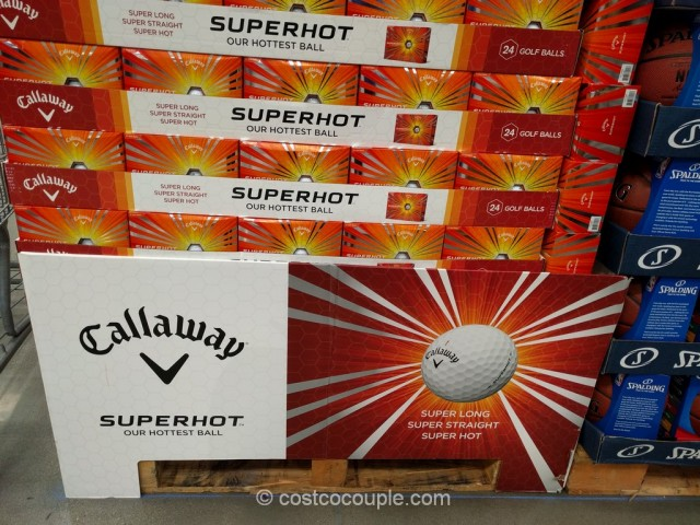 Callaway Superhot Golf Ball Costco 2