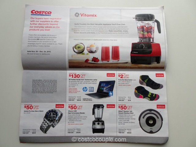 Costco Dec 2015 Coupon Book 2