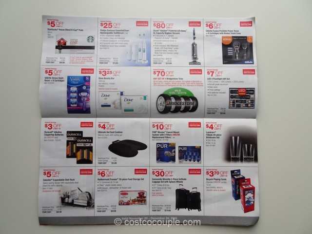 Costco Dec 2015 Coupon Book 4