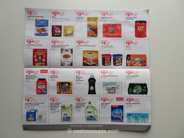 Costco Dec 2015 Coupon Book 5