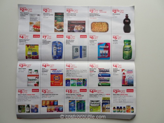 Costco Dec 2015 Coupon Book 6