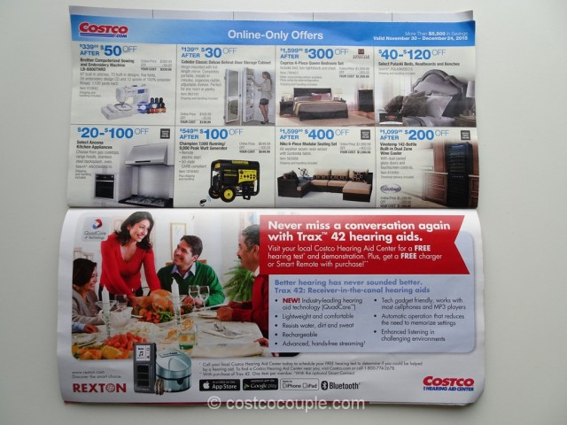 Costco Dec 2015 Coupon Book 8