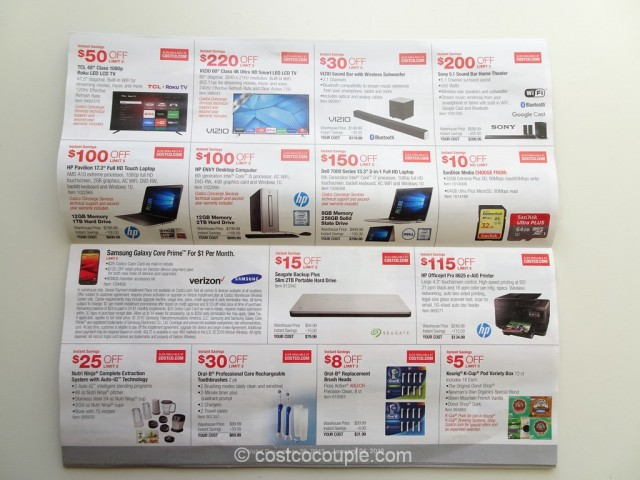 Costco Jan 2016 Coupon Book 3
