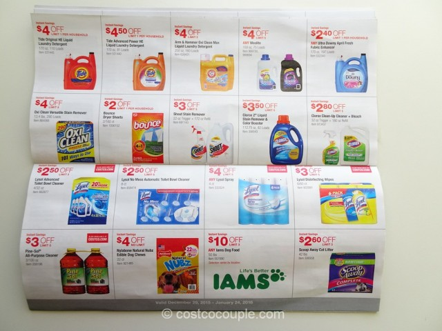 Costco Jan 2016 Coupon Book 9