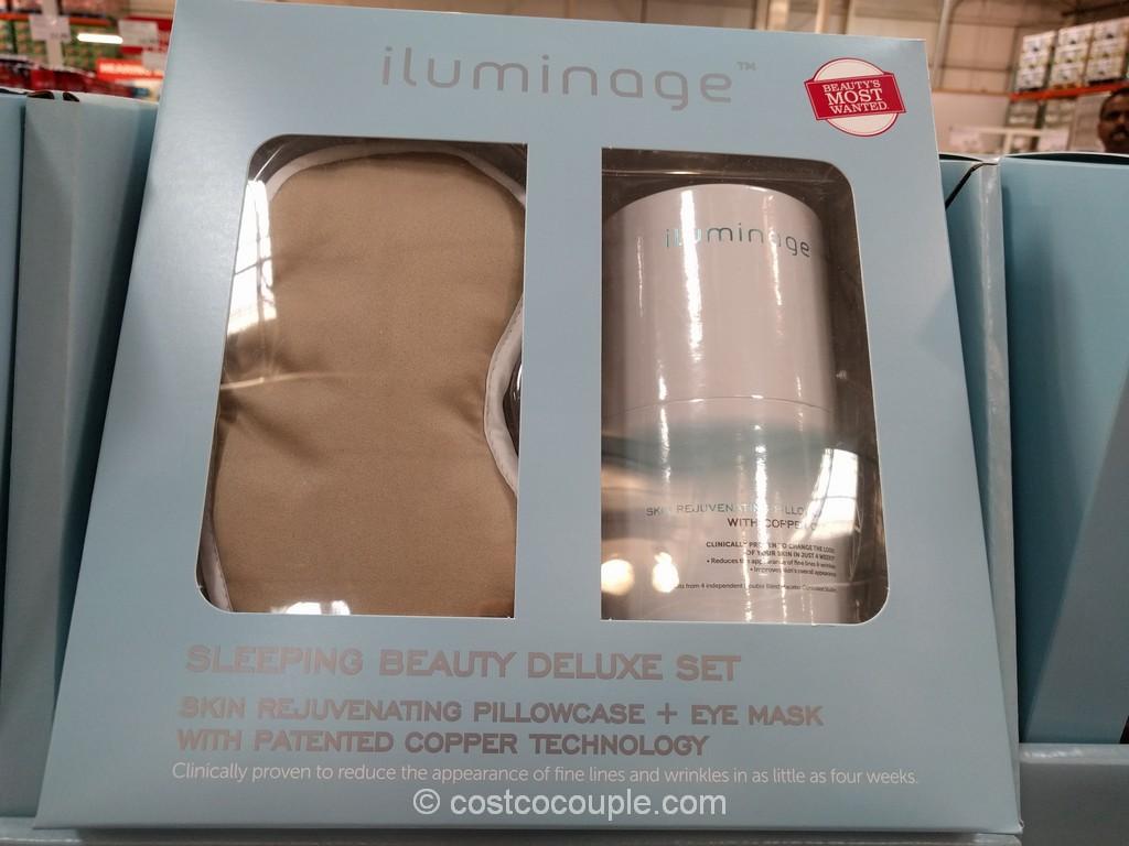 Iluminage Sleeping Beauty Deluxe Set Costco 2