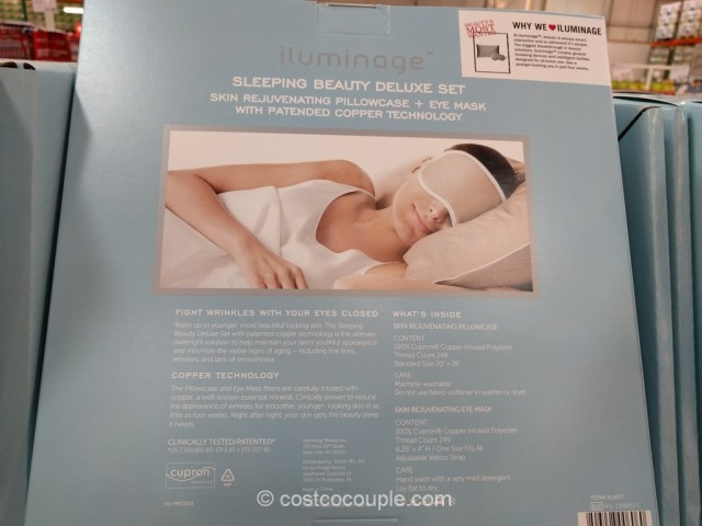 Iluminage Sleeping Beauty Deluxe Set Costco 3