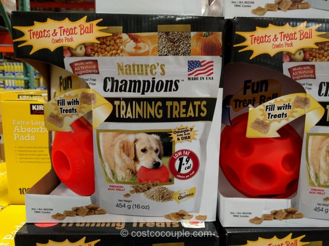 Natures Champion Training Treats Combo Pack Costco 2