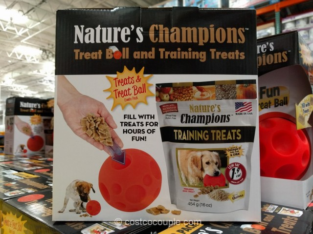 Natures Champion Training Treats Combo Pack Costco 4