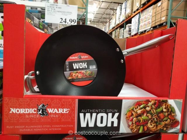 Nordicware 14 Inch Wok