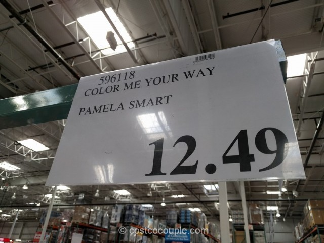 Pamela Smart Color Me Your Way Costco 1