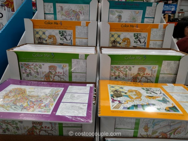 Pamela Smart Color Me Your Way Costco 2