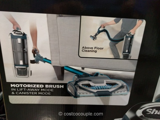Shark Rotator Powered Lift-Away Vacuum Costco 4