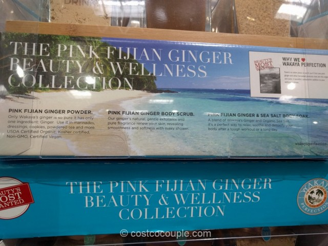Wakaya Perfection Pink Fijian Finger Collection Costco 3
