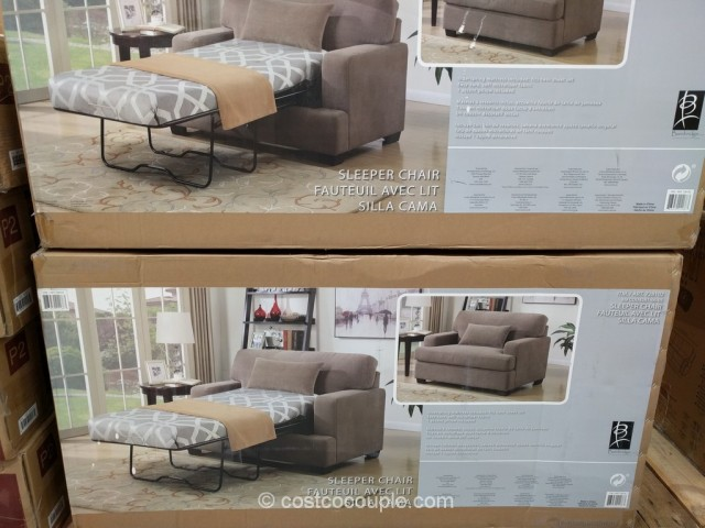 Bainbridge Sleeper Chair Costco 4