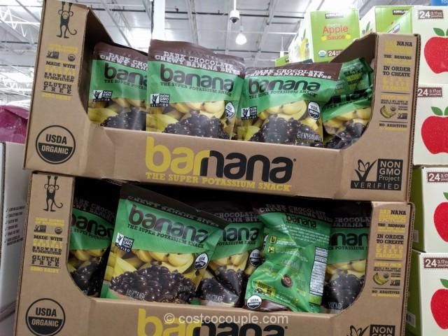 Barnana Organic Dark Chocolate Banana Bites Costco 2