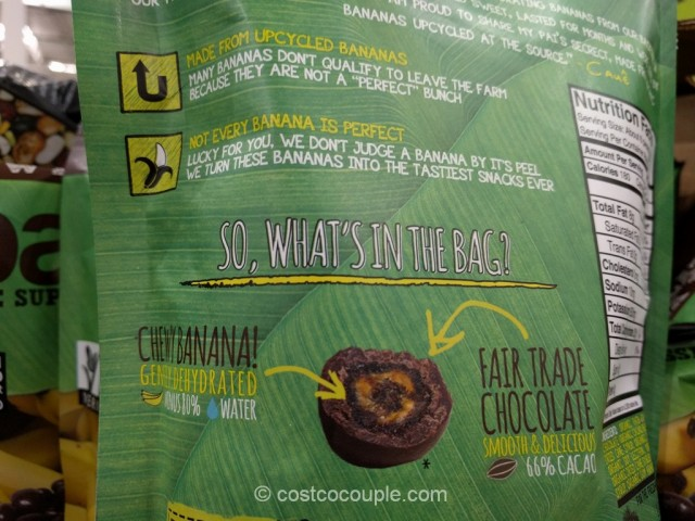 Barnana Organic Dark Chocolate Banana Bites Costco 5