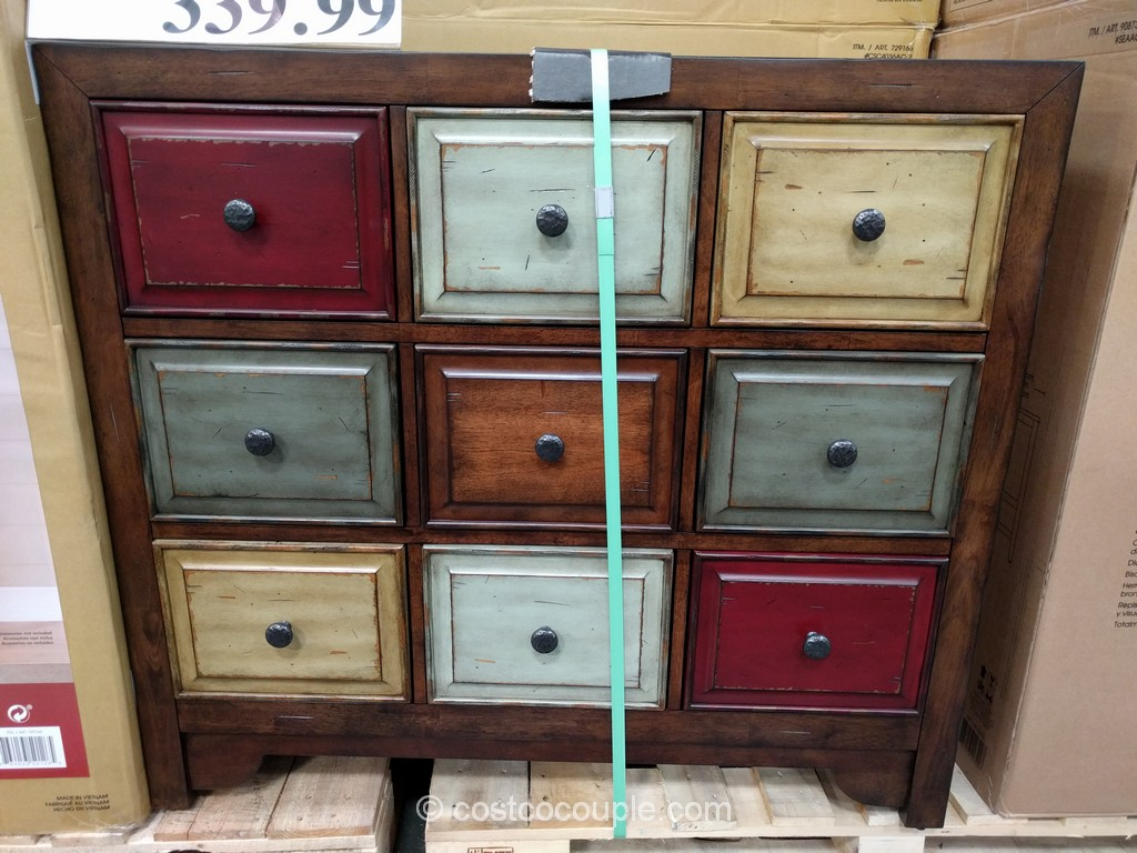 Bayside Furnishings Accent Cabinet Costco 2