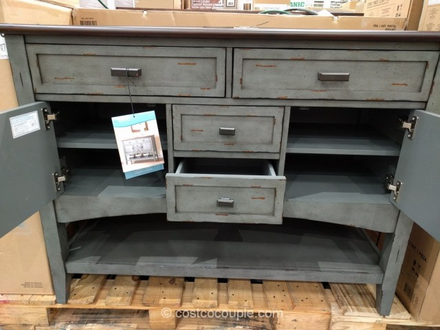 Bayside Furnishings Accent Cabinet Costco 3