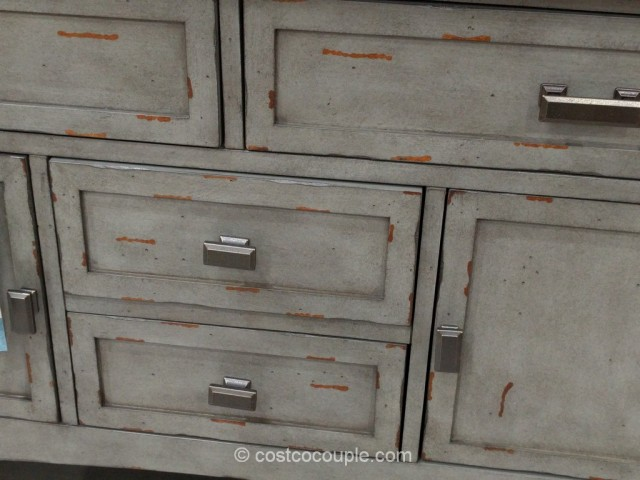 Bayside Furnishings Accent Cabinet Costco 4