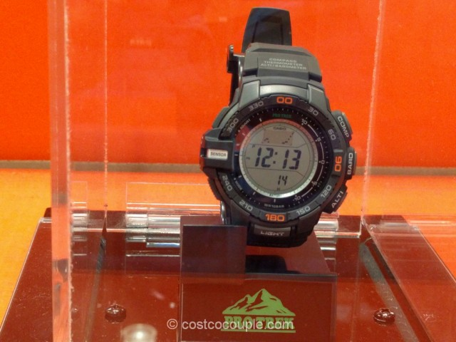 Casio Protrek Solar Power Mens Digital Watch Costco 5