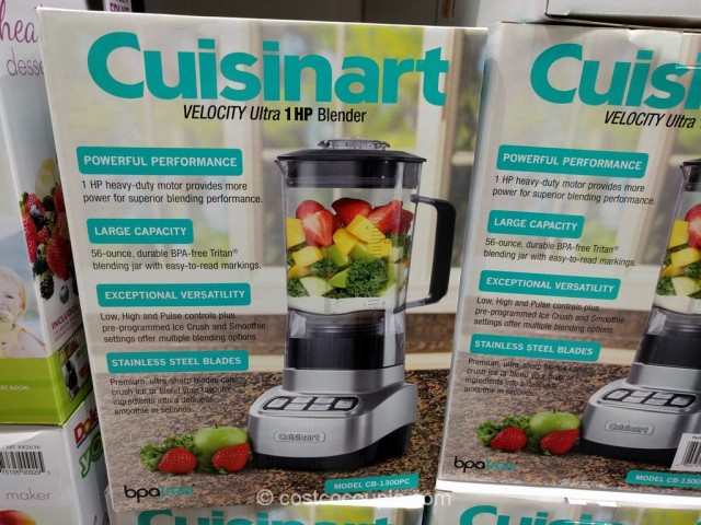 Cuisinart Velocity Ultra Blender Costco 4