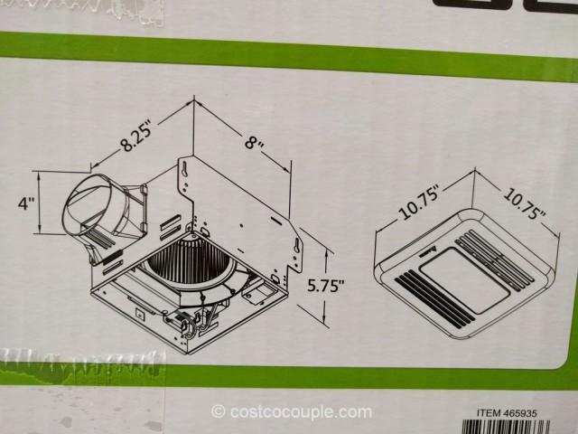 Delta Breez Ventilation Fan Costco 3