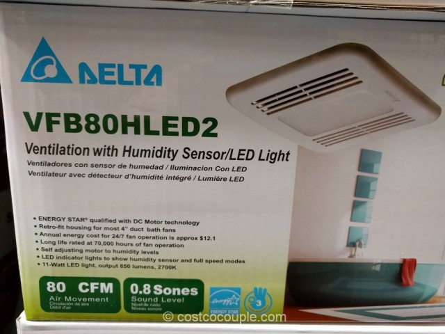 Delta Breez Ventilation Fan Costco 4